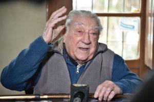 Adiós al poeta Edgar Morisoli