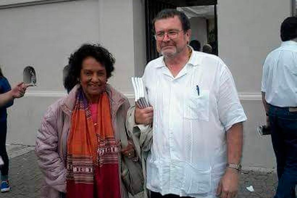 Marta Rojas y «Las campanas de Juana La Loca»