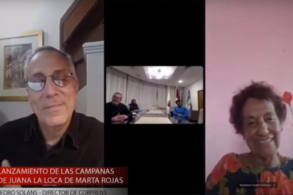 Corprens publicó el primer e-book de la novelista Marta Rojas