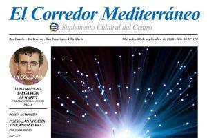 «El Pantanillo de Ernesto Sábato» en «El Corredor Mediterráneo»
