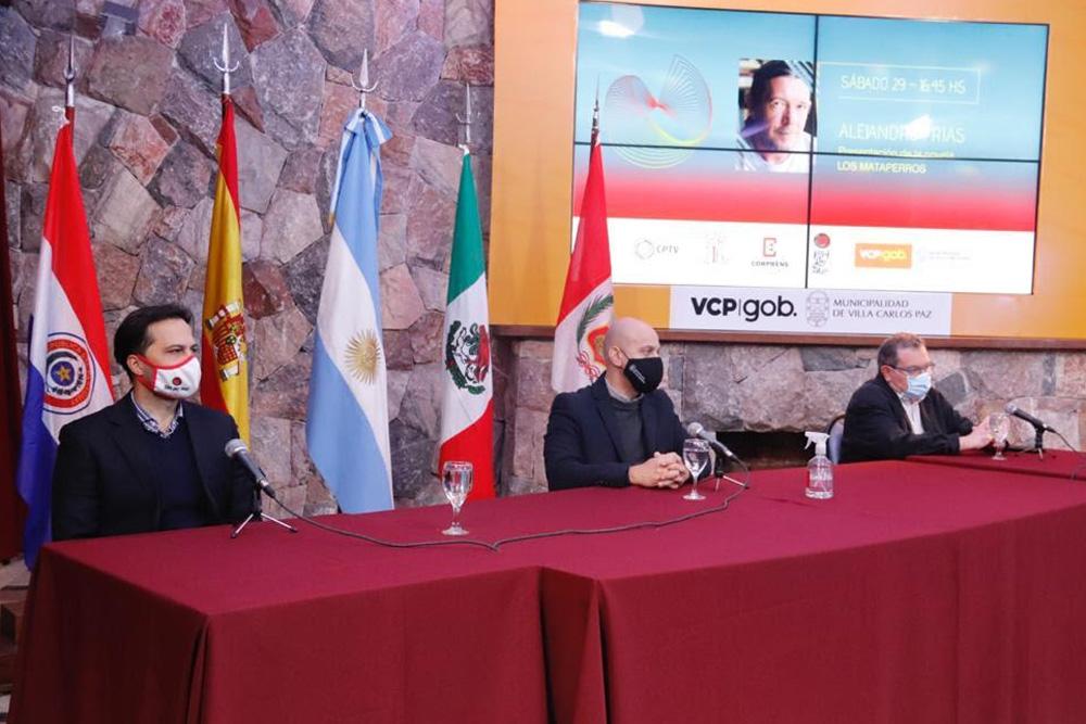 España y América se unieron en el Encuentro Cultural Iberoamericano