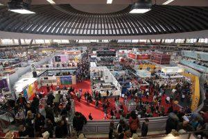 Escritores argentinos en la Feria del Libro de Frankfurt