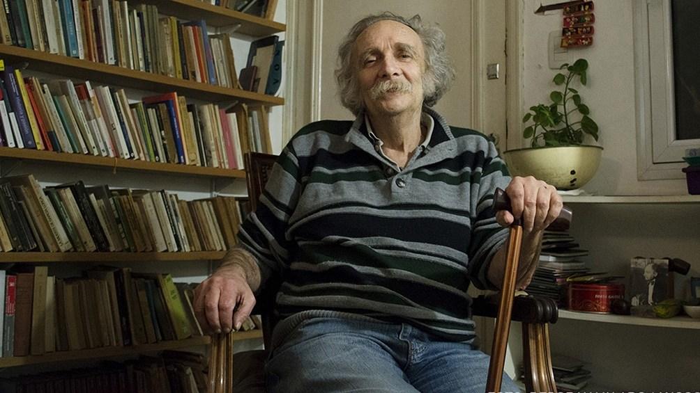 Hasta siempre, querido poeta Albertito Szpunberg