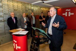 Murió el poeta y arquitecto catalán Joan Margarit