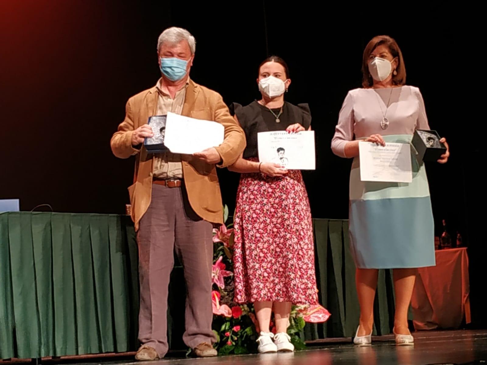 El premio lorquiano «El 5 a las 5» en manos de José María Cotarelo Asturias